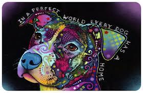 boxer dog doormat pit bull indoor doormat floor mat by dean russo 6 designs