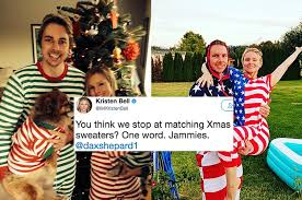 21 times kristen bell and dax shepard were the best on