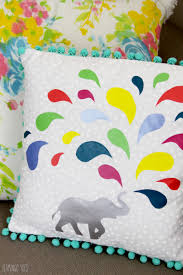 Outdoor Pillows Target by Bedroom Cute Elephant Pillow Ideas For Comfort Nursery U2014 Nadabike Com