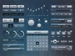 software gui design ui kits for design audio software topic in the dsp and in