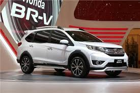 honda 7 seater car honda launches 7 seater br v in islamabad pakistan today
