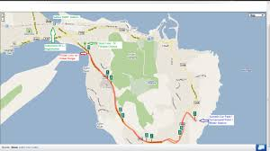 Run Map Route Map Fat Turkey Run