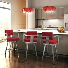 kitchen island stools with backs kitchen stools with backs and arms furniture grey fabric counters