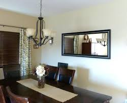 Dining Room Wall Mirrors  Cute Interior And Large Image For - Large wall mirrors for dining room