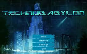 review technobabylon