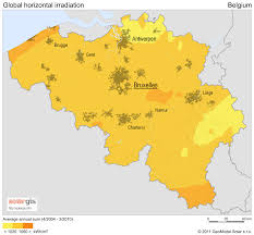 World Map Belgium by Download Free Solar Resource Maps Solargis