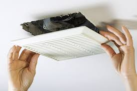 how to install a bathroom exhaust fan home matters ahs