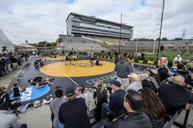 Patio And Things by Purdue Wrestling On Twitter