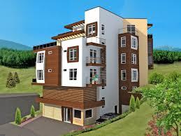 d arch studio residential building devin bulgaria