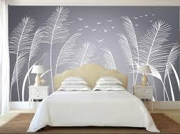 Schlafzimmer Fototapete Wohnkultur 3 D Tapeten Wandmalereien Natur Schilf Fototapete Für