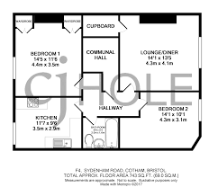 2 bedroom flat for sale in sydenham road cotham bristol bs6