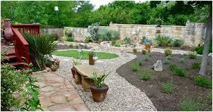 Backyard Landscape Ideas by Backyards Enchanting Rock Backyard Landscaping Ideas Backyard