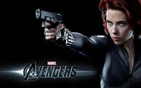 avengers marvel disney johansson widow
