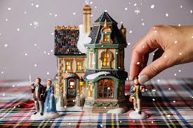 christmas villages why miniature christmas villages are such a big thing
