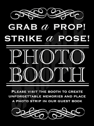 photo booth sign wedding photo booth sign or poster by weddingsbyjamie on etsy