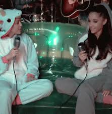 Miley Cyrus Backyard Sessions Download Ariana Grande Queen Gif Find U0026 Share On Giphy