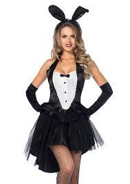 amazon com leg avenue women u0027s 3 piece tux and tails bunny tuxedo