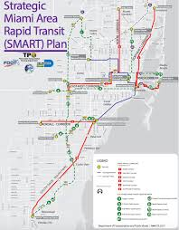 Florida travel smart images Miami dade mayor changes course says rapid transit buses are a png