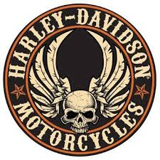 harley davidson lighted signs harley davidson flying skull sign ande rooney signs
