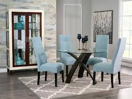 Patterned Dining Chairs Blue Upholstered Dining Chairs Blue Upholstered Dining Chairs Room