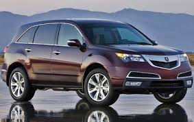 Acura Mcx Used 2011 Acura Mdx For Sale Pricing Features Edmunds