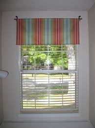 Roman Shades And Valances Blinds Behind Bean In Love