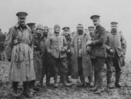 christmas truce at the world war i front