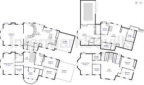Floor Plan For Mansion Alex Rodriguez Lists Modern Miami Beach Mega Mansion For 38
