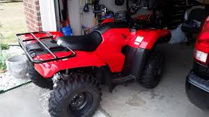 honda fourtrax rancher 4x4 es motorcycles for sale