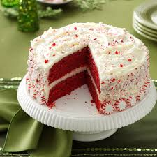 red velvet cake taste of home