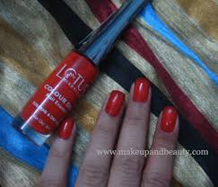 best red nail polishes to choose from