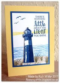 great scenic card createwd using the high tide st set from