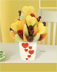 s day fruit bouquet special valentines day specials