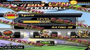 big win football hack apk big win football cheats unlimited big bucks coins iphone