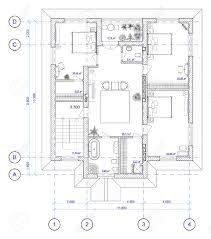 house floor plan with furniture u2013 house and home design
