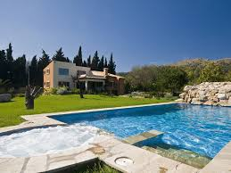 in very quiet u0026 scenic area villa with private pool jacuzzi