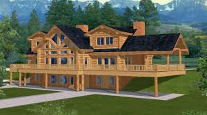 cool log homes cool and easy minecraft house designs youtube