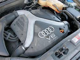 2001 audi a6 engine 2001 audi a6 allroad quattro parts car stock 005048