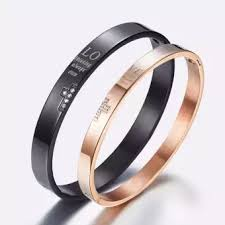 titanium bracelet men images Titanium stainless steel romantic lovers couple bracelet men webp