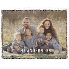 Shutterfly Home Decor Photo Gallery Woven Photo Blanket Home Decor Shutterfly