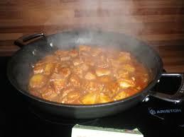 cuisiner sauté de porc sauté de porc aux navets t