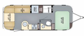 Airstream Travel Trailers Floor Plans by Airstream Rvs For Sale Camping World Rv Sales