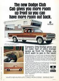 car advertisement 1973 dodge club cab pickup vintage car advertisements