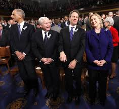 Barack Obama Cabinet Members Hillary Clinton And Robert Gates Photos Photos Obama Delivers