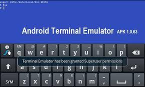 terminal emulator apk free free android terminal emulator apk 1 0 63