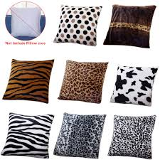 Leopard Print Faux Fur Throw Compare Prices On Leopard Skin Fur Online Shopping Buy Low Price