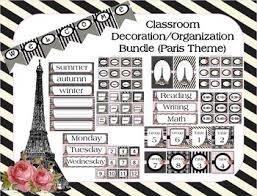 classroom decoration bundle theme by scrapnteach tpt