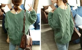 green sweater supergirlbeauty light light green v neck sweater