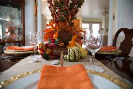 Christmas Table Decorations Ideas On A Budget thanksgiving table decor on a budget zing blog by quicken loans