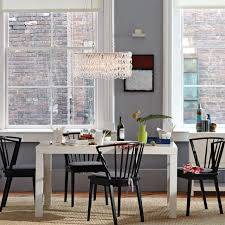 Lighting For Dining Room Ideas Parsons Dining Table Rectangle West Elm
